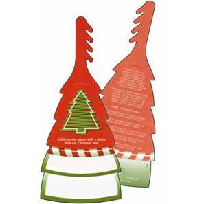 national christmas tree association styled tag