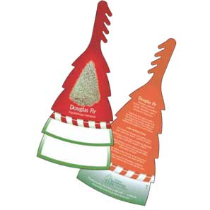 Deluxe Christmas Tree-Specific Tag (Canaan Fir)