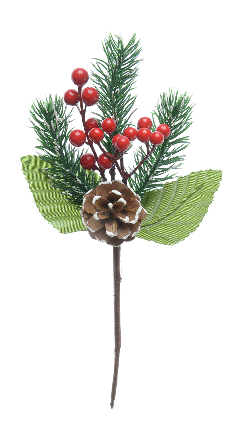 Pine Cone Berry Pick