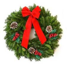 Fraser Fir Handmade Wreath