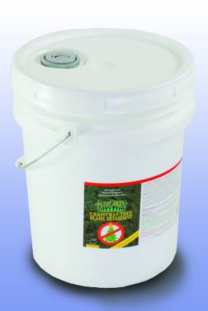 Evergreen Commercial Flame Retardant 5 Gal