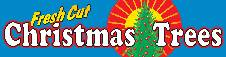 Fresh Cut Christmas Trees Banner