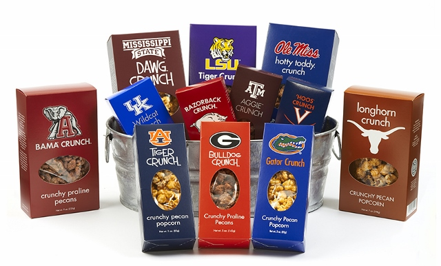 Collegiate Snack Items