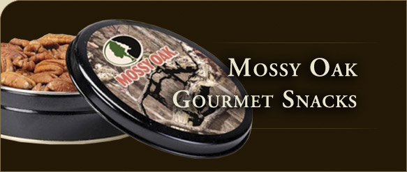 Mossy Oak Break-Up Infinity Gourmet Snacks