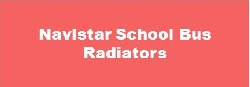 Navistar School Bus Radiators