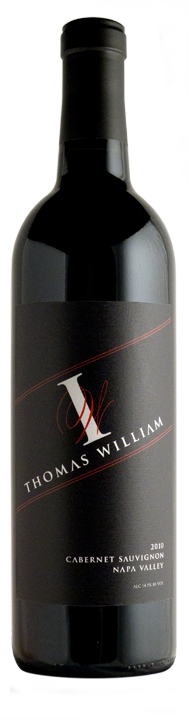 2011 Thomas William I Cabernet Sauvignon