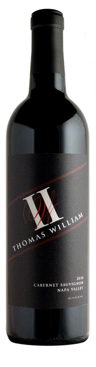 2010 Thomas William II Cabernet Sauvignon_THUMBNAIL