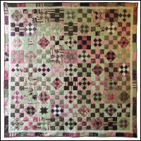 9-Patch Variation Quilt