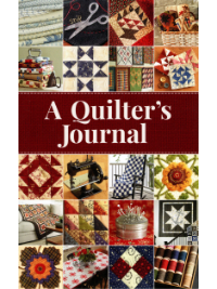 A Quilter's Journal – by Lisa Bongean