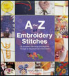 A - Z of Embroidery Stitches - by Search Press Mini-Thumbnail