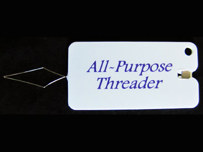Needle Threader-All Purpose Threader - sold in singles
