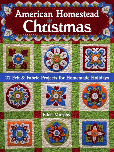 American Homestead Christmas - by Ellen Murphy