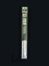Clover Takumi Bamboo Knitting Needles — No. 3 (3.25mm)