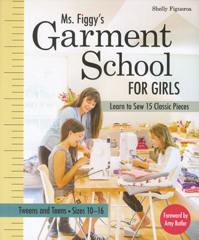 Ms. Figgy's Garment School For Girls - by Shelly Figueroa