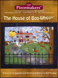 The House of Boo-Whooooo