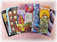 Books and DVDs for Quilting, Embroidery & Other Crafts and CDs by the Piecemakers Singers