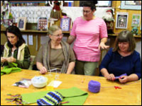 Sit n' Knit Meet Up