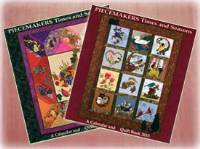 Piecemakers Times & Seasons Calendars & Calendar Quilt Patterns