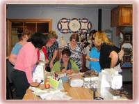 Classes in Quilting, Sewing, Ribbon Embroidery, Beading, Doll Making and More