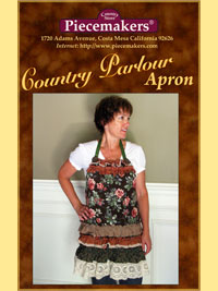 Country Parlour Apron