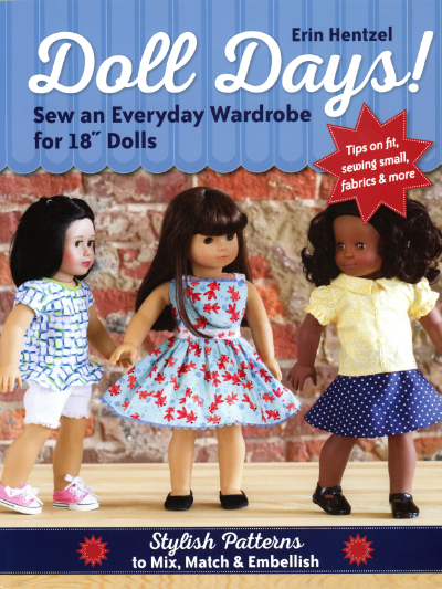 Doll Days! - by Erin Hentzel
