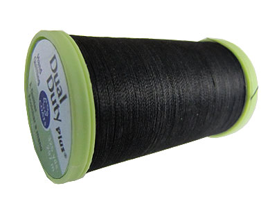 Coats & Clark Hand Quilting Thread — Black (color 900)