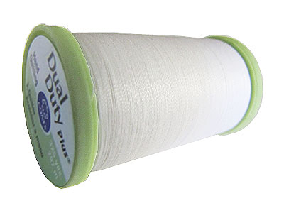 Coats & Clark Hand Quilting Thread — White (color 100)