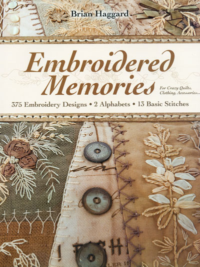 Embroidered Memories - by Brian Haggard