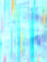 "Hoffman Digital ""Wanderlust"" # Q4447-536-AQUARIUS - Aqua Watercolor"