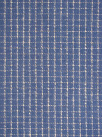 "Marcus Fabrics ""Primo Plaid Flannel"" #R09-J326-0122 - Blue and White Plaid Flannel"