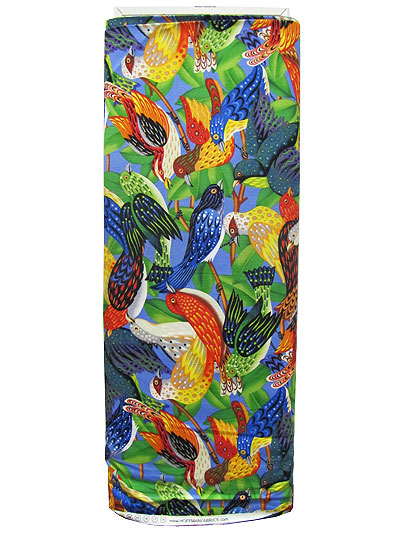 "Hoffman Fabrics ""Ark for Birds"" #J7007 col. multi - Bright Birds"