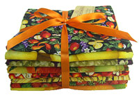 """Fruit Stand"" Fabric Pack"
