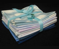 """Moody Blue Sky"" Fabric Pack"
