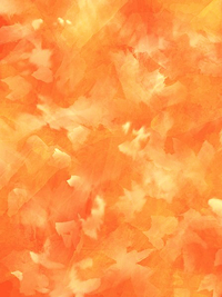 "QT Fabrics ""Belle"" # 1649-26421-O ORANGE - Orange Texture"