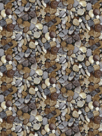"Northcott ""Naturescapes"" #21394-93 Grey - Pebbles"