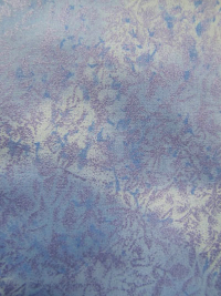 Fairy Frost Fabric - Michael Miller #376 Periwinkle