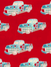 Riley Blake #C3522-RED - Red with Blue Cars Mini-Thumbnail