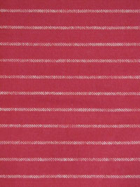 "Marcus Fabrics ""Primo Plaid Flannel"" #R09-J325-0111 - Red and White Striped Flannel"