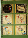 "Wilmington Prints ""ABC Primer"" #85529 col. 719W - Alphabet Panel Mini-Thumbnail"