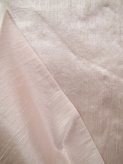 Shell Dupioni Silk Fabric