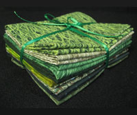 """Trees and Grass are Always Greener"" Fabric Pack"