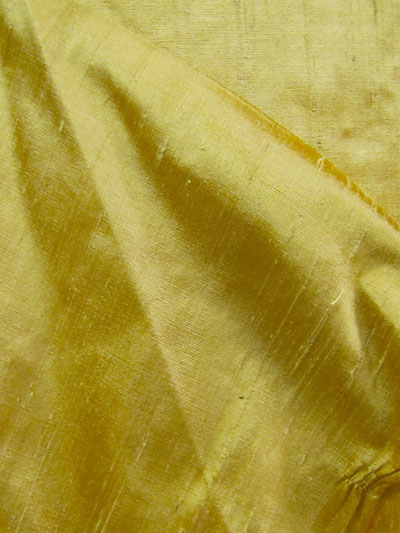 Wheat Dupioni Silk Fabric_MAIN