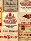 "Moda ""Vin Du Jour"" #44020 col. 11 - Wine Labels Mini-Thumbnail"