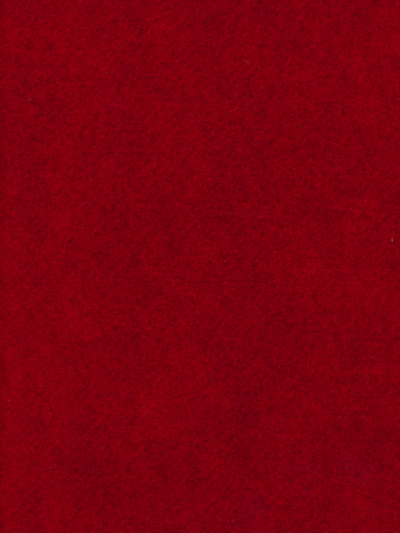 Felt Square – Barn Yard Red