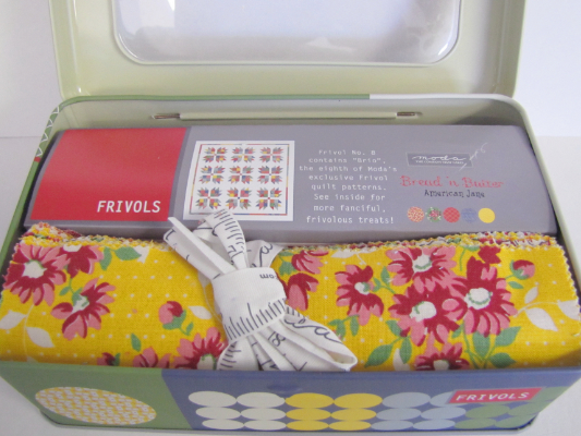Moda Frivol Kit No. 8 - Bread 'n Butter by American Jane