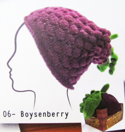 Fruits & Veggies Hat Kit
