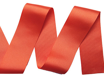 Grosgrain Ribbon - Pumpkin (S-1068 381)
