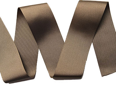 Grosgrain Ribbon - Taupe (S-1068 427)