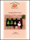 Hanging With Frostie by Sheila Cautillo Mini-Thumbnail