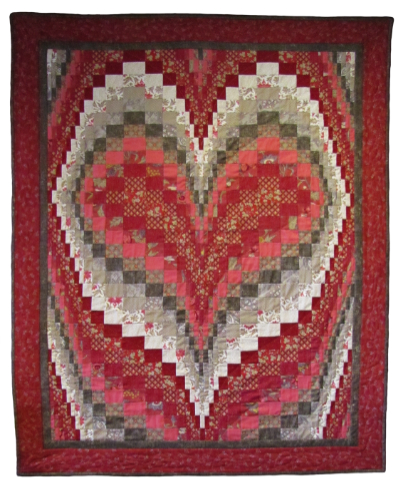 Bargello Quilt : heart bargello quilt pattern - Adamdwight.com